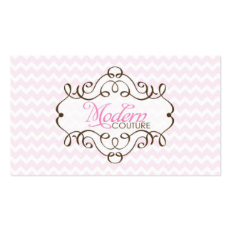 Modern Couture - Beverly Pack Of Standard Business Cards