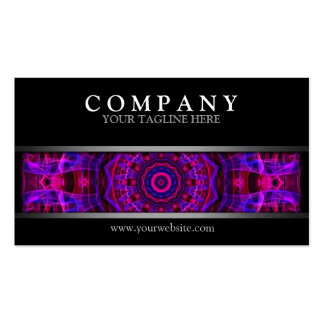 Modern Current Electric Pack Of Standard Business Cards