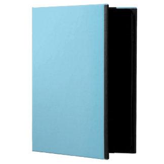 Modern Customisable Frozen Aqua Blue Powis iPad Air 2 Case
