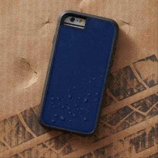 Modern Customisable Royal Navy Blue, Tough Xtreme iPhone 6 Case