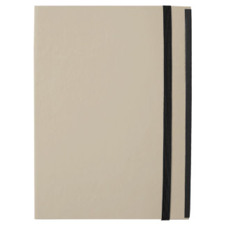 "Modern Customizable Natural Ivory iPad Pro 12.9"" Case"