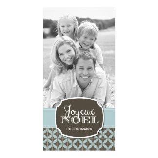 Modern Customizable Photo Card