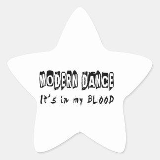 Modern Dance It s In My Blood Stickers