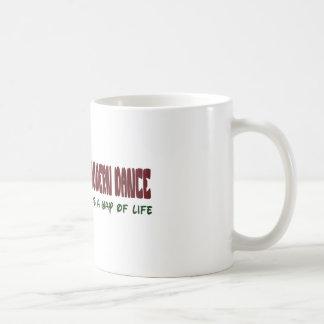Modern dance It's a way of life Coffee Mugs