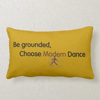 Modern Dance Pillow