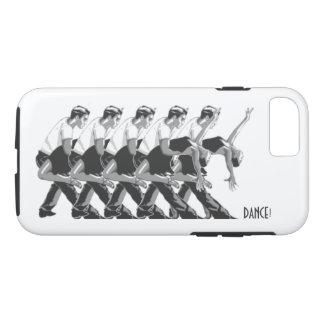 Modern Dancers Dancing iPhone 7 Case