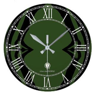 Modern Decorated Designer#12 Wall Clock Buy Online