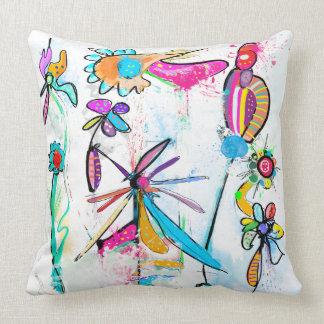 Modern decorative cushion, Alice' S Garden II Cushion