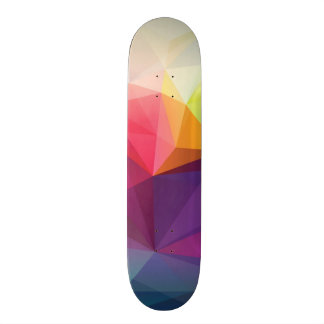 Modern Design 18.1 Cm Old School Skateboard Deck