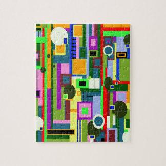 Modern Design Jigsaw Puzzle