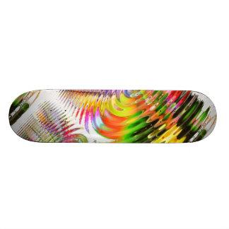 Modern Design on Skate Board