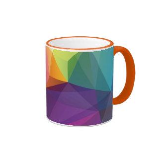 Modern Design Ringer Mug