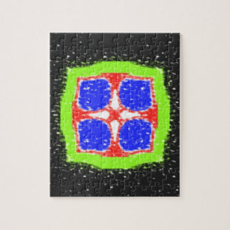 Modern different pattern puzzles