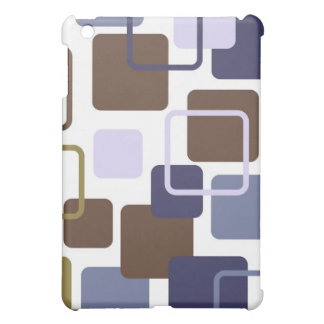 Modern Eames Rectangles 5 iPad Mini Covers