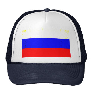 Modern Edgy Russian Flag Hats