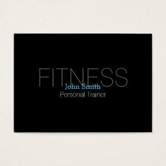 Modern Elegant Personal Fitness Trainer