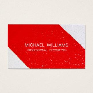 Modern Elegant Simple decorator Professional Business Card