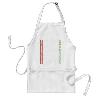 Modern Embroidery 11 Adult Apron