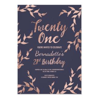 21st Birthday Invitations & Announcements | Zazzle.com.au