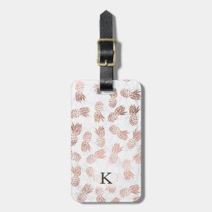 ac53a148663d Pineapple Luggage Tags | Zazzle AU