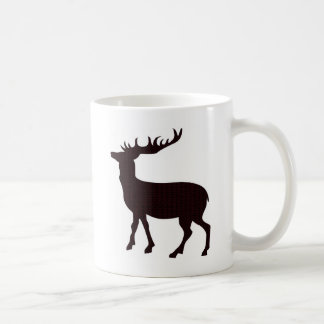 Modern feminine deer mug