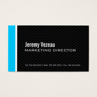 Modern Financial Planner Business Cards