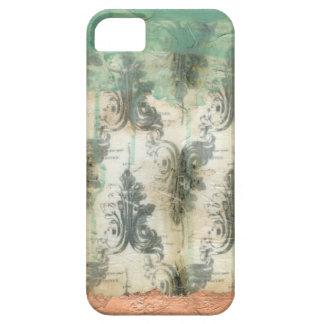 Modern Fleur De Lis Design iPhone 5 Cases