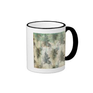 Modern Fleur De Lis Design Coffee Mug