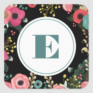 Browse the Monogram Sticker Collection and personalise by colour, design or style.