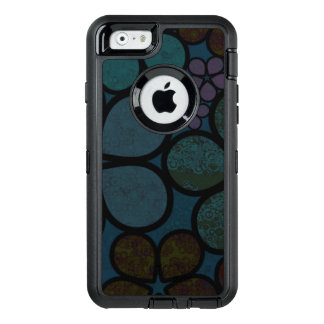 Modern Floral Print OtterBox Mobile Phone Cases