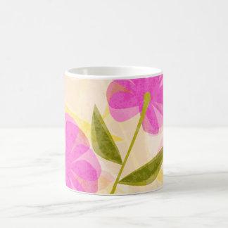 Modern Flowers Mug