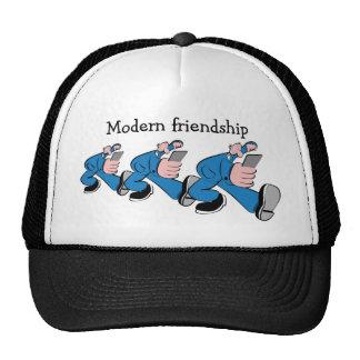 Modern friendship hat