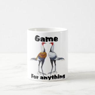 Modern Game Bantam Mug