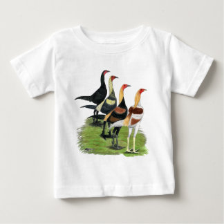 Modern Game Quartet Baby T-Shirt
