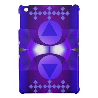 Modern Geometric Abstract iPad Mini Cover