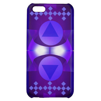Modern Geometric Abstract iPhone 5C Cases