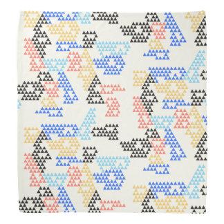 Modern Geometric - Bandana