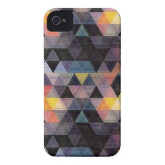 Modern Geometric Pattern Blackberry Case