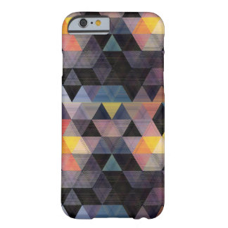 Modern Geometric Pattern iPhone 6 case Barely There iPhone 6 Case