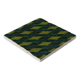 Modern Geometric Seamless Pattern Trivets