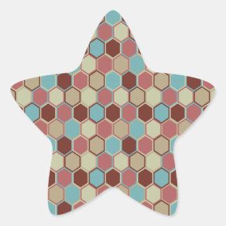 Modern Geometric Sticker
