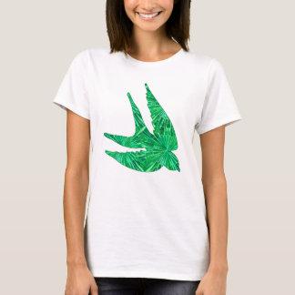 Modern Geometric Swallow T-Shirt