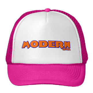 Modern Girl Trucker Hats