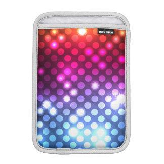 Modern Girly Glitter iPad Mini Vertical Sleeve iPad Mini Sleeves