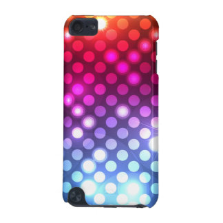 Modern Girly Glitter Lights 5G iPod Touch Case