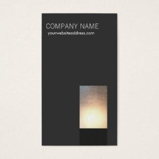 Modern Glow Business Card