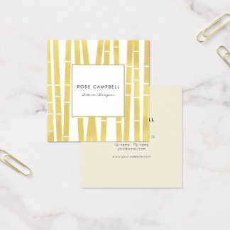 bamboo business cards