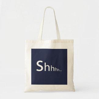 Modern graphic design Christmas tote bag