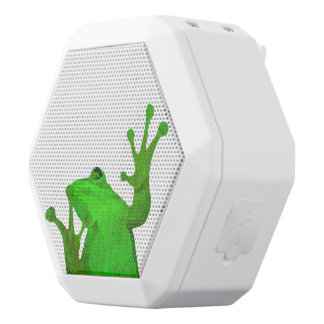 Modern Green Frog Bluetooth Boombot Rex Speaker