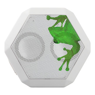 Modern Green Frog Boombot Rex Bluetooth Speaker